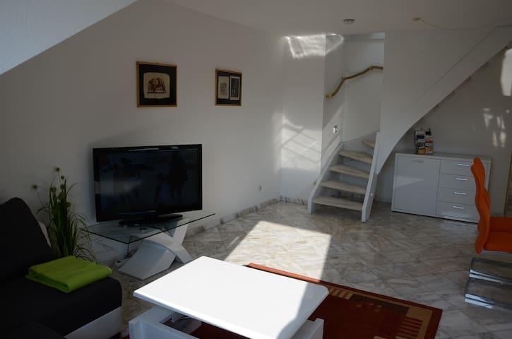 Italian Loftstudio Pforzheim  70 qm2 - Pforzheim - Apartamento