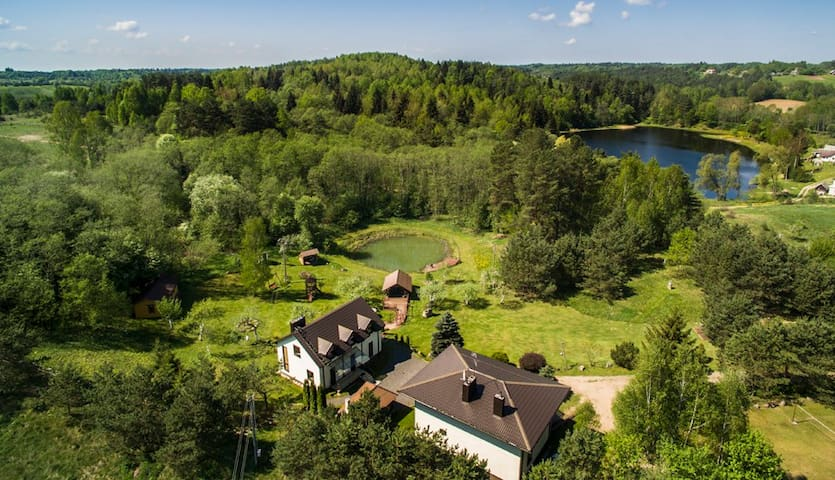 Stay House Dubuklis near Trakai