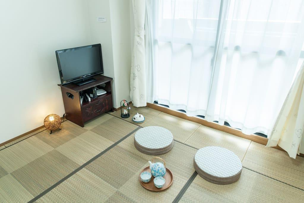 Welcome to Kamakura cabin 欢迎来到镰仓小屋 2 minutes from Shijo Station祇園四条站河原町站都仅有2分钟!