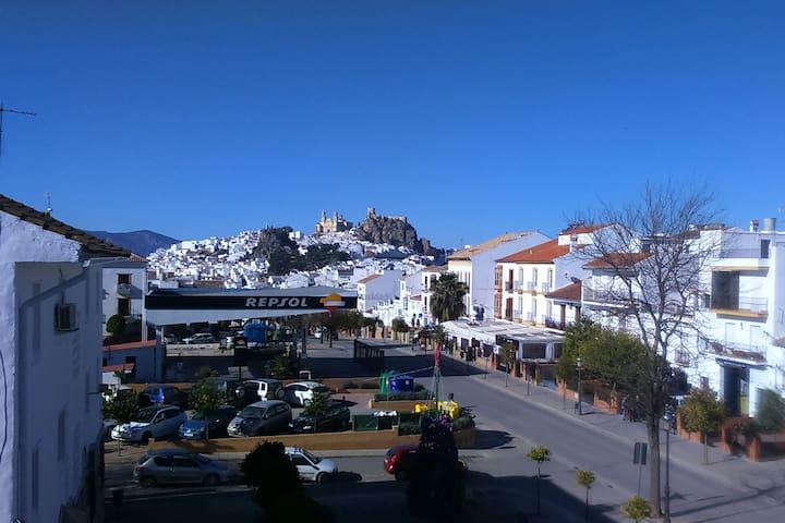 Visita la Vía de la Sierra de Cádiz en Olvera