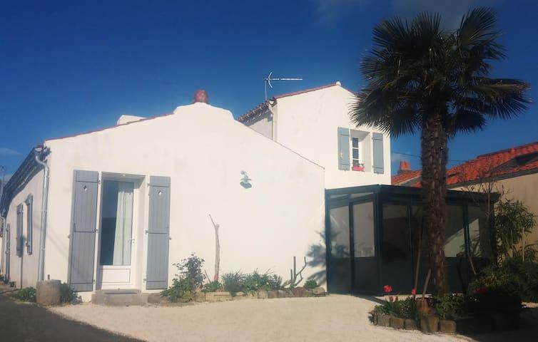 Maison Typique de Village - L'Île-d'Olonne - Dom