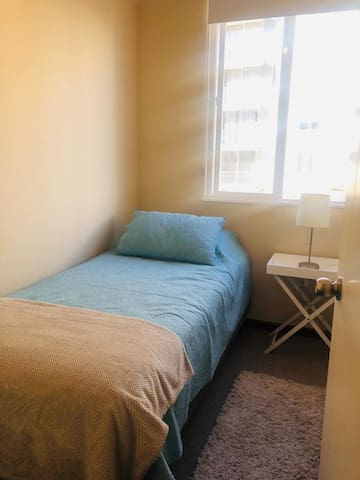 Dormitorio 3, con 1 cama y closet