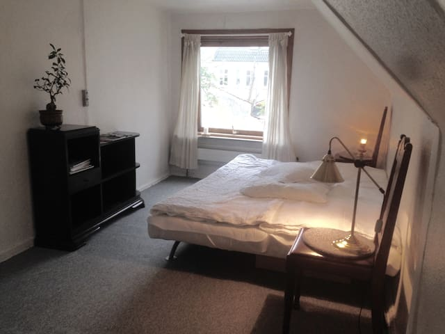 Large room in Odense center - Odense - Huis