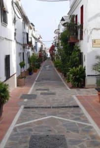 Small single room in casco antiguo