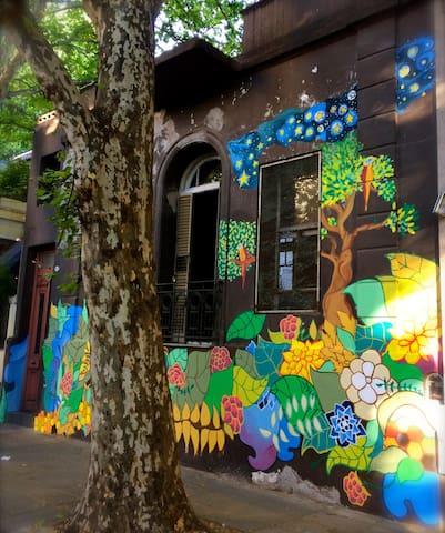 Casa Humboldt-Multiespacio/ Palermo - Buenos Aires - House