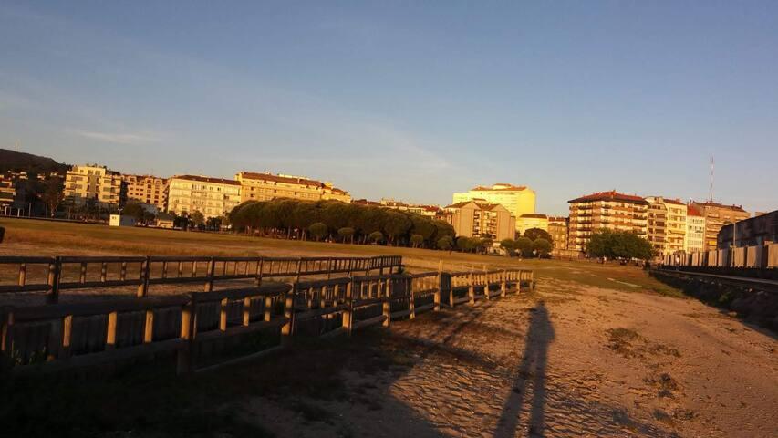 Apartamento completo en Playa Compostela