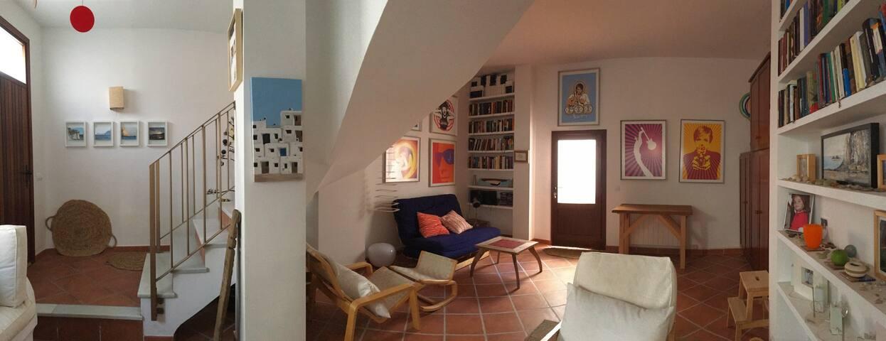 Casa Román - Agua Amarga - Apartment