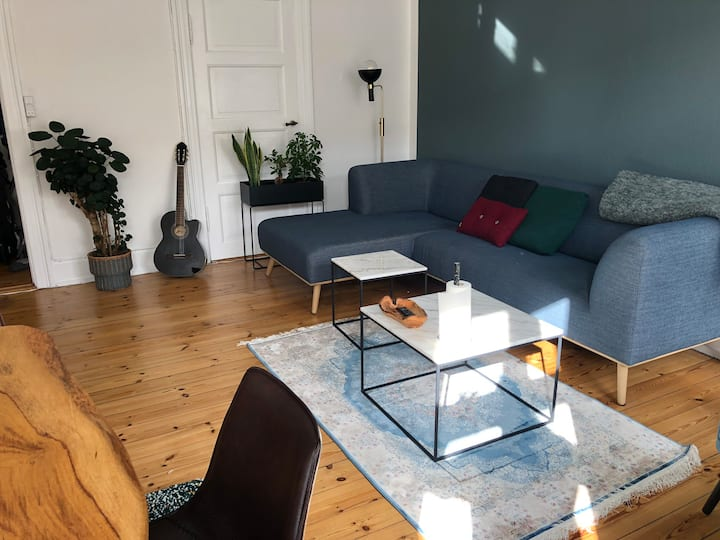 Newly furnished apartment- placed very central
