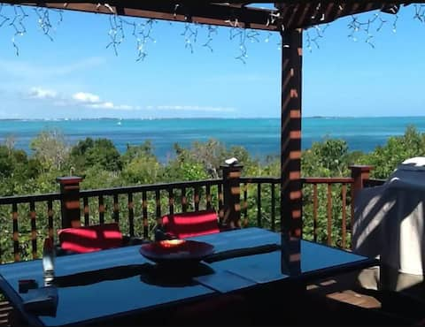 Ruma Kami- A Taste of Bali & Spectacular Views