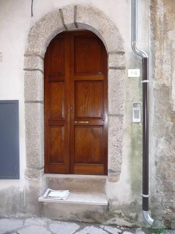 Entrata principale nel centro storico di Fondi