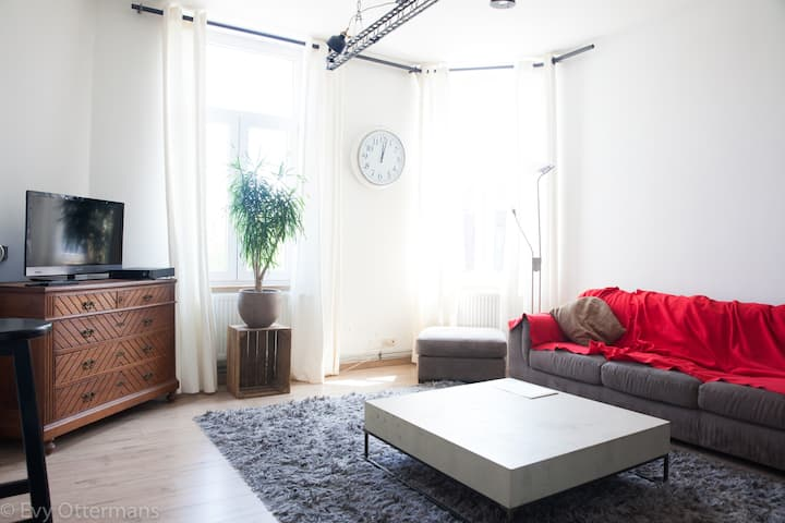 A bright apartment for studies,expats or Holidays