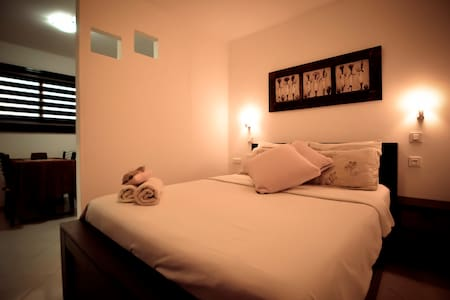 Daisy apartment with big yard, fully equipped - Eilat - Vendégház