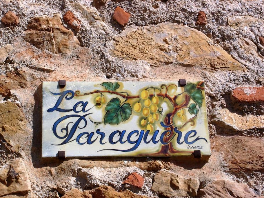 """""""La Paraguère"""""""