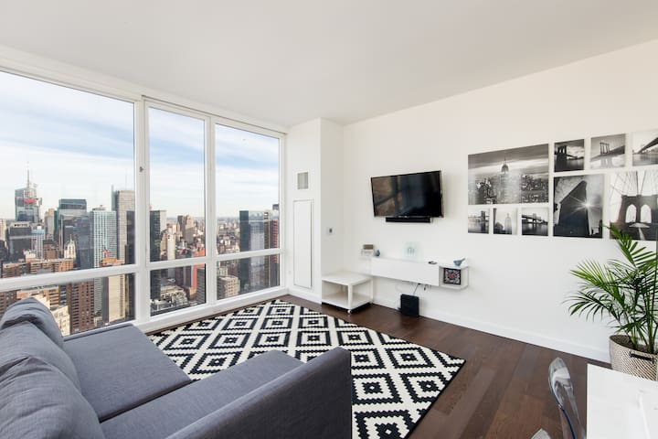 Luxury Apartment in the Towers, close to Time SQ