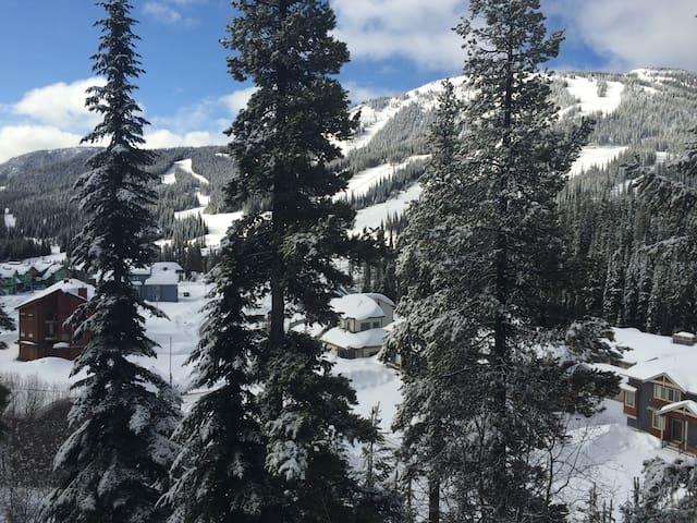 Apex Alpine Retreat-Sleeps 6 Great STAYCATION!