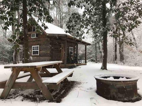 Guest Cabin at Hidden Hills Farm & Saddle Club