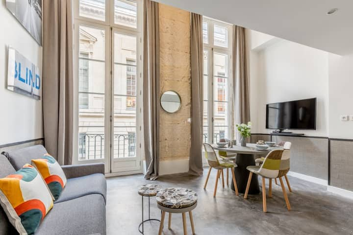 Duplex apartment - Palais Royal/Louvre