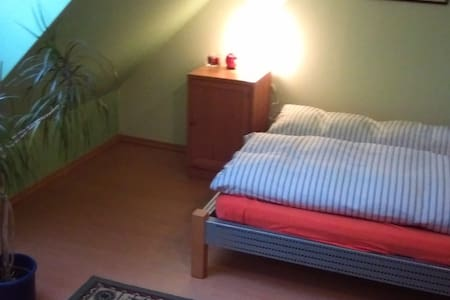 WHOLE FLOOR IN NICE NEW HOUSE FOR 5, WIFI, TERACE - Prag