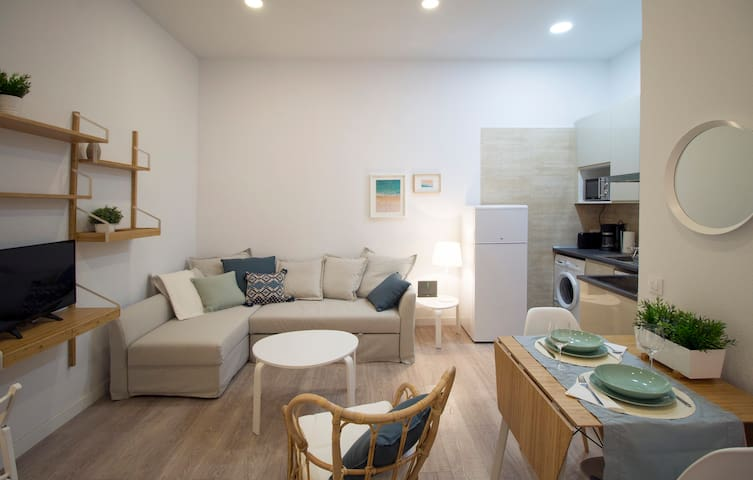 Cozy, charming apartment, in the best of Malasaña