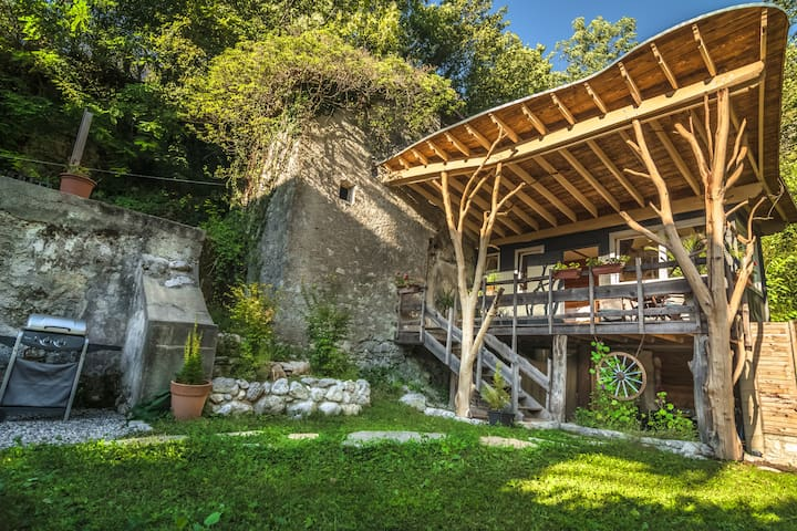 Tiny House Slovenia®: Secret Garden
