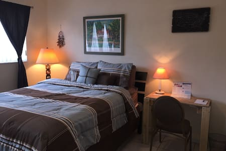 North Miami apt practically perfect in every way. - North Miami - Apartamento