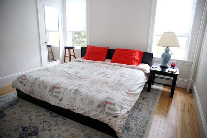 SPACIOUS & STYLISH City Apt on the West Side - Worcester - Wohnung