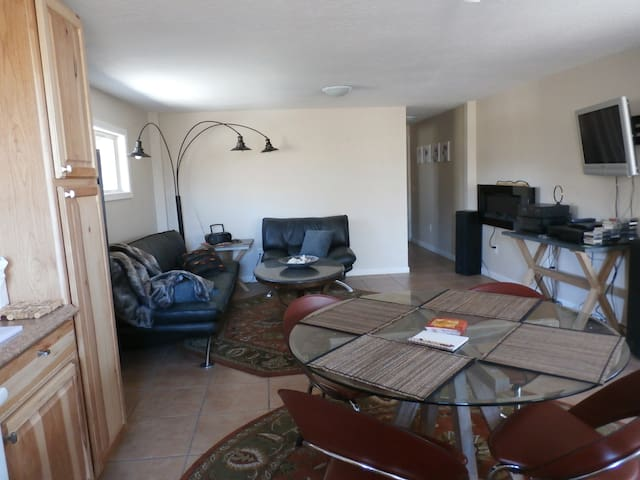 Serene Wine Country Apartment - Kelseyville - Apartamento