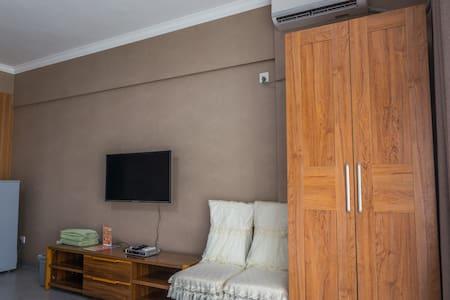 三亚湾最适合全家人度假的海景房(连住2晚免费接机) - Sanya Shi - Appartement