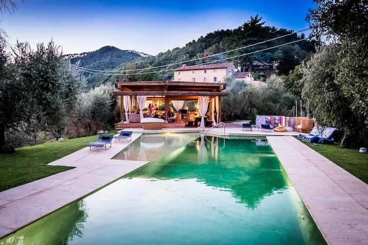 Winter special! Gorgeous Villa in Tuscany