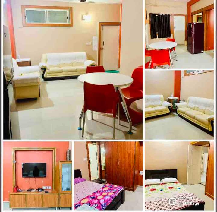 Saanvi's Guest house in prime locality of Mysore