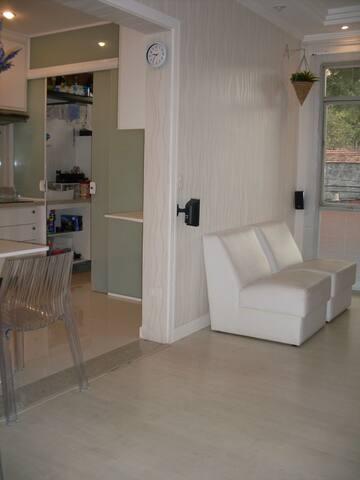 Bonito, pratico e confortável!!!! - São Paulo - Apartment