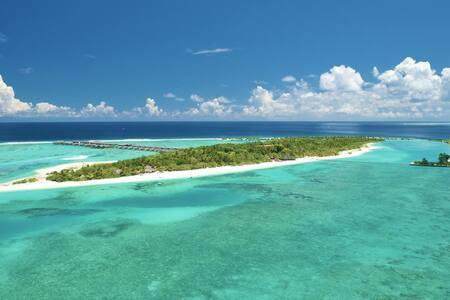 PARADISE ISLAND BEACH VILLA