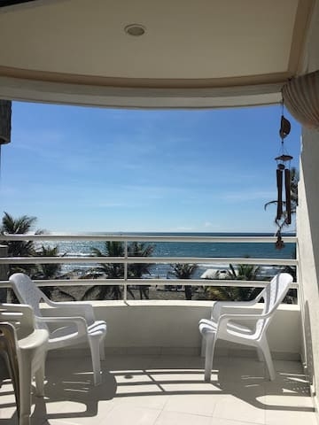 Oceanfront Home w/ Pool, Balcony, 24-hr Security 1 - Carthagène - Appartement