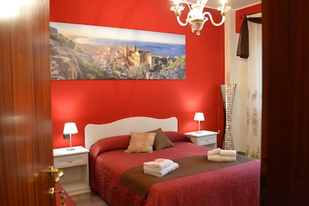 Big room in Baronetto B&B - Cefalù - Bed & Breakfast
