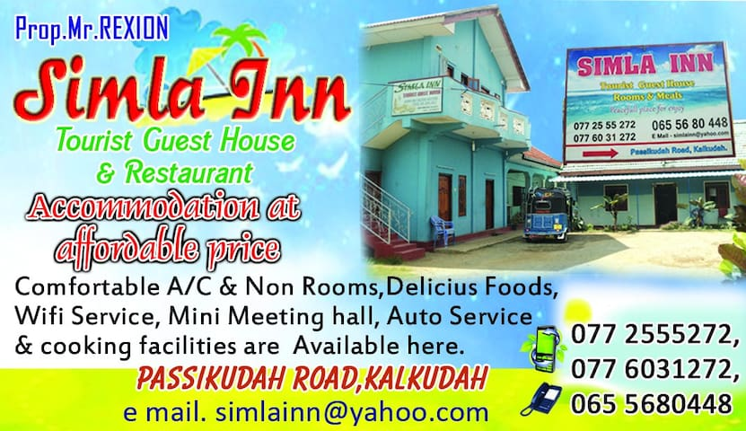Simla inn Tourist Guest House