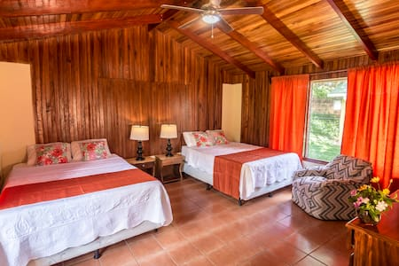 Standard Room 2 Queen Beds Rinconcito Lodge