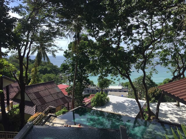 1 standard room B1 only 50 meters from Kata beach