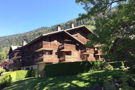 Large apartment, Saint Gervais Mont Blanc - Saint-Gervais-les-Bains