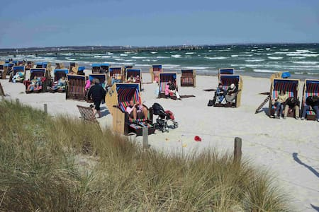 Sommers Ostsee Lounge