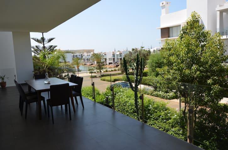Apartement Luxe Eden Island (2 chambres)