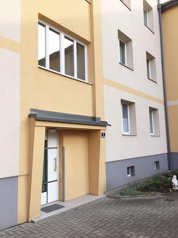 Urige nette Wohnung im Herzen der Weinstadt Retz - Retz