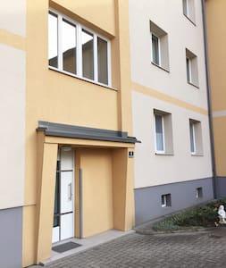 Urige nette Wohnung im Herzen der Weinstadt Retz - Retz - Lägenhet