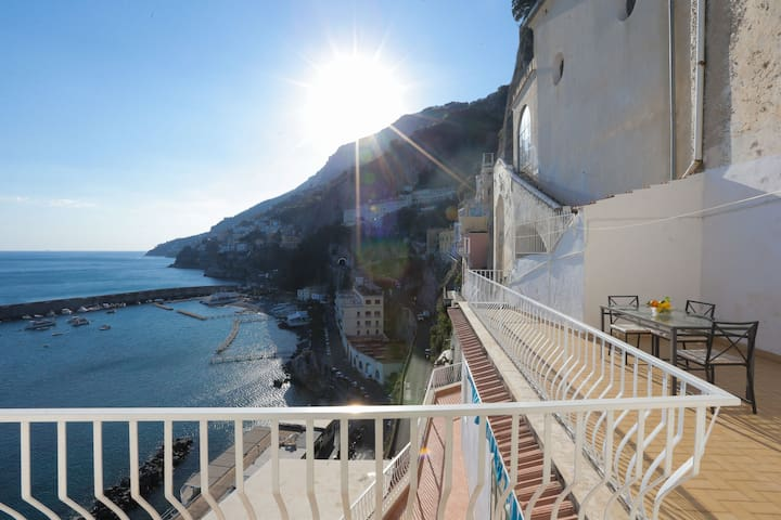 Casa del Doge A - Panoramic typical Amalfi house
