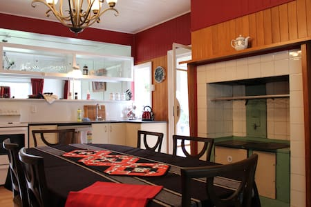 Sawdon Homestead Farm Accommodation - Tekapo