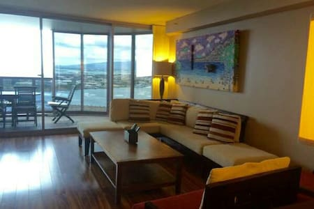 1200 Sq Feet, Ocean Views, Private Room, Free Wifi - Honolulu - Wohnung