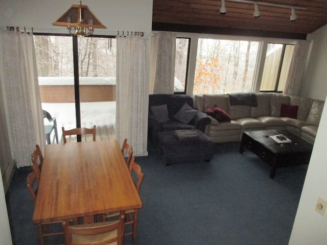 Loon Mountain Retreat - Lincoln - Hus