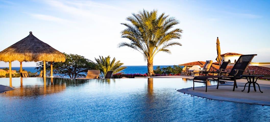 Luxury beach front condo in Cabo