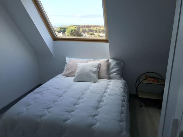 Chambre privée dans appartement confortable
