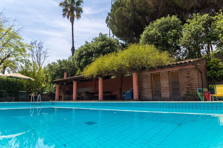 Villa del Filosofo-apt6pax -Swimming Pool & Nature