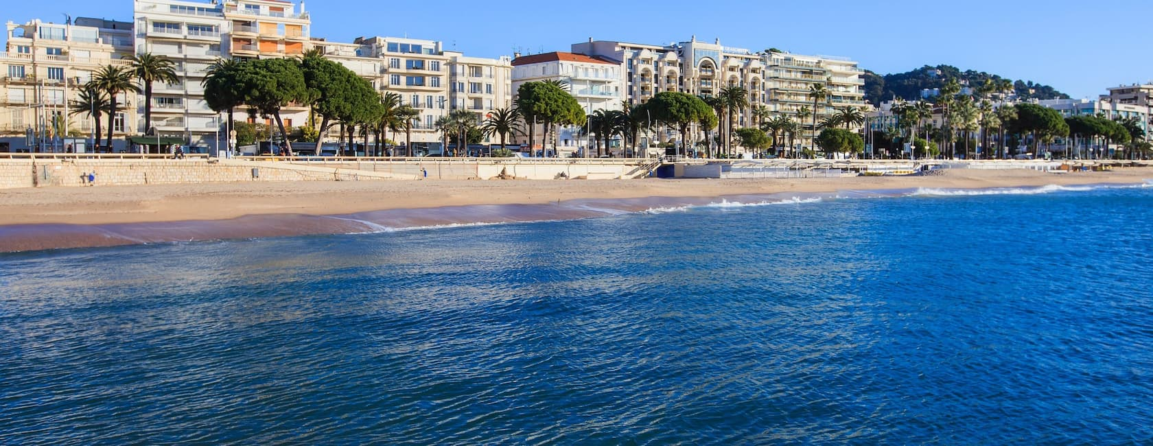 Vacation rentals in Cannes